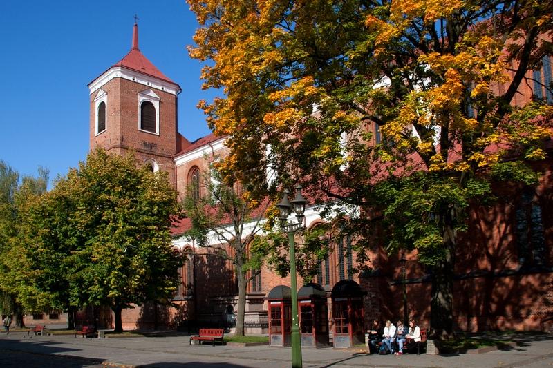 Собор Святых Петра и Павла, Каунас