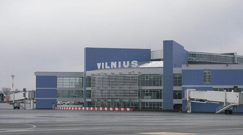 Аэропорт Вильнюса закроют на ремонт