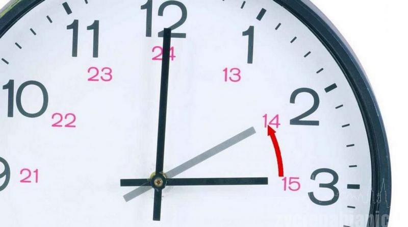 Литва перешла на зимнее время: часы перевели на час назад