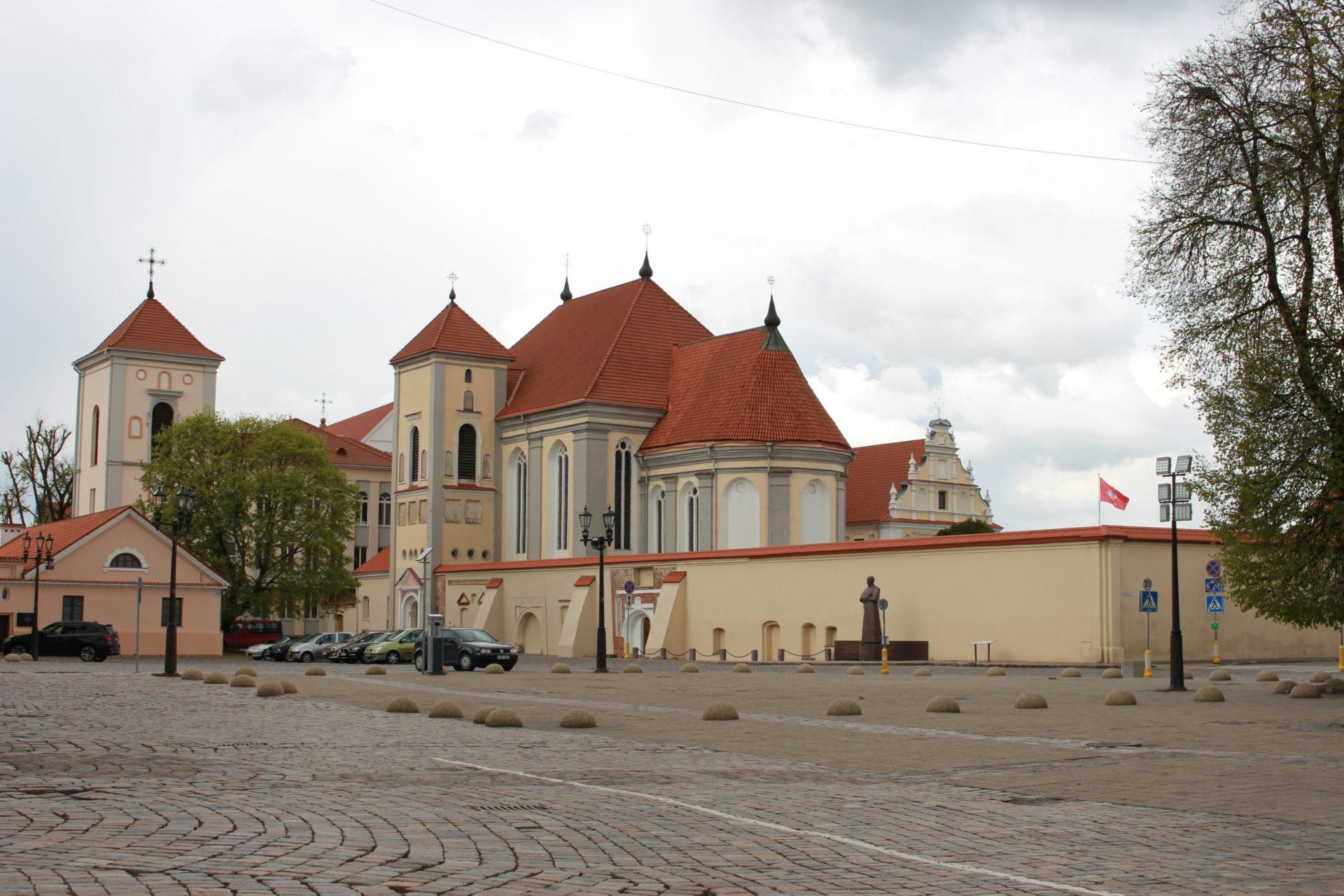 Бернардинский монастырь, Каунас