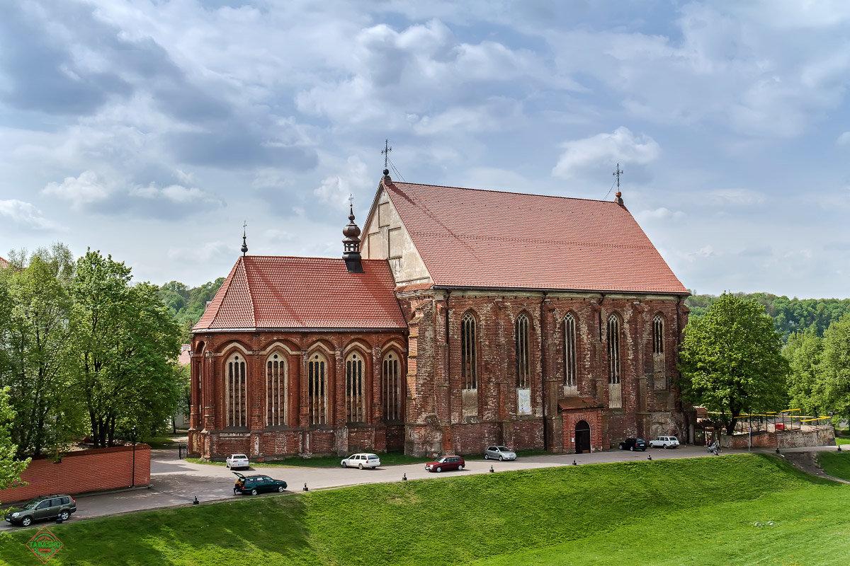 Костел святого Георгия, Каунас